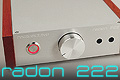 Hi-End Headphone Amplifier - Radon 222